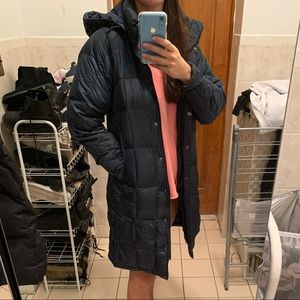 The North Face Navy Women's Puffer